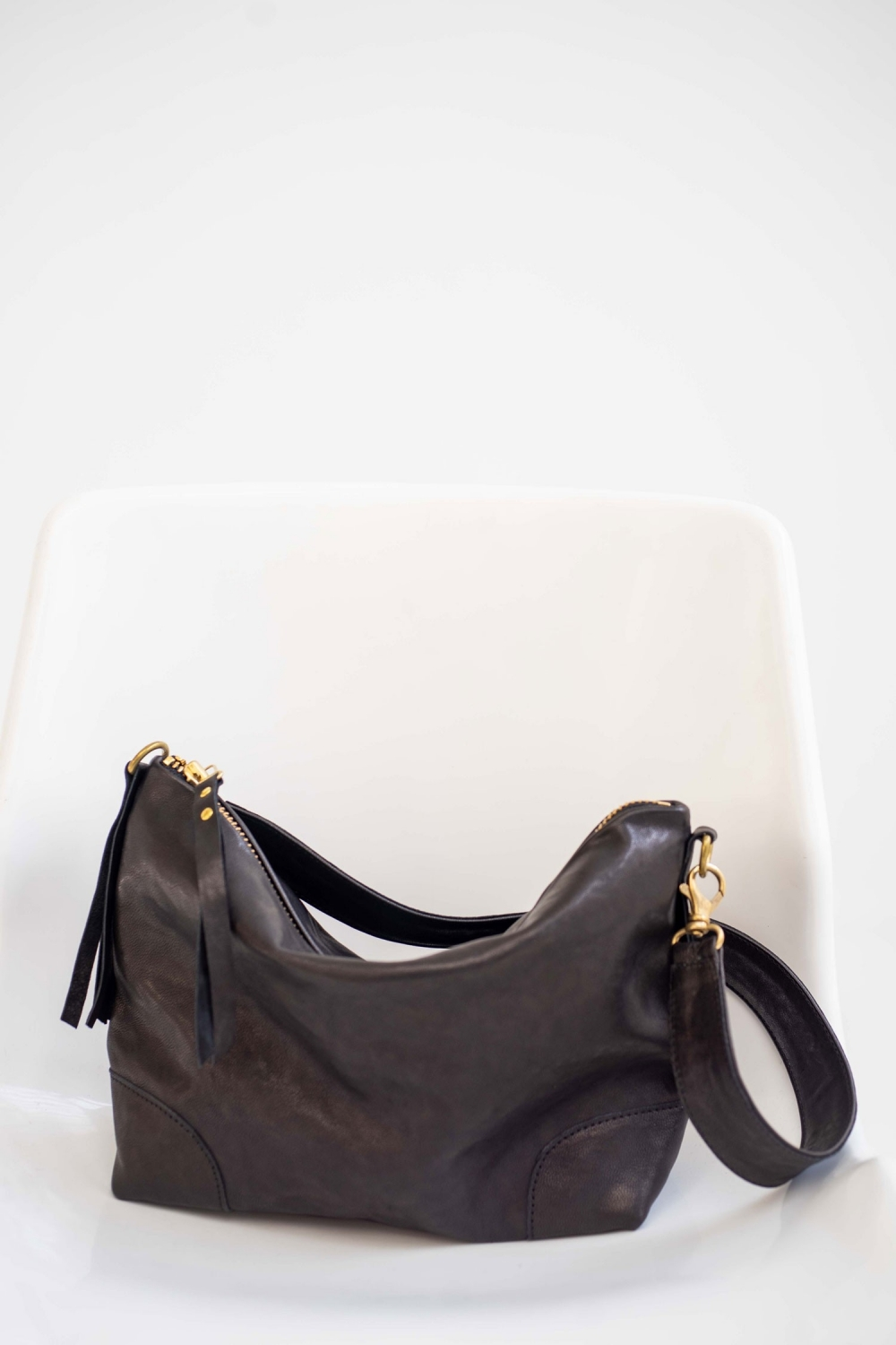SILVIA'S BAG IN BLACK