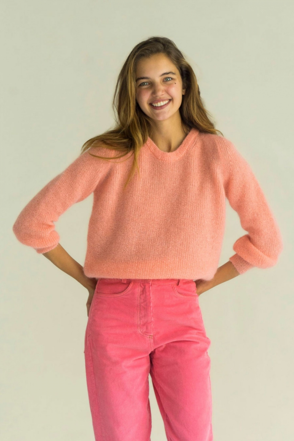 PALOMA MOHAIR JUMPER IN...