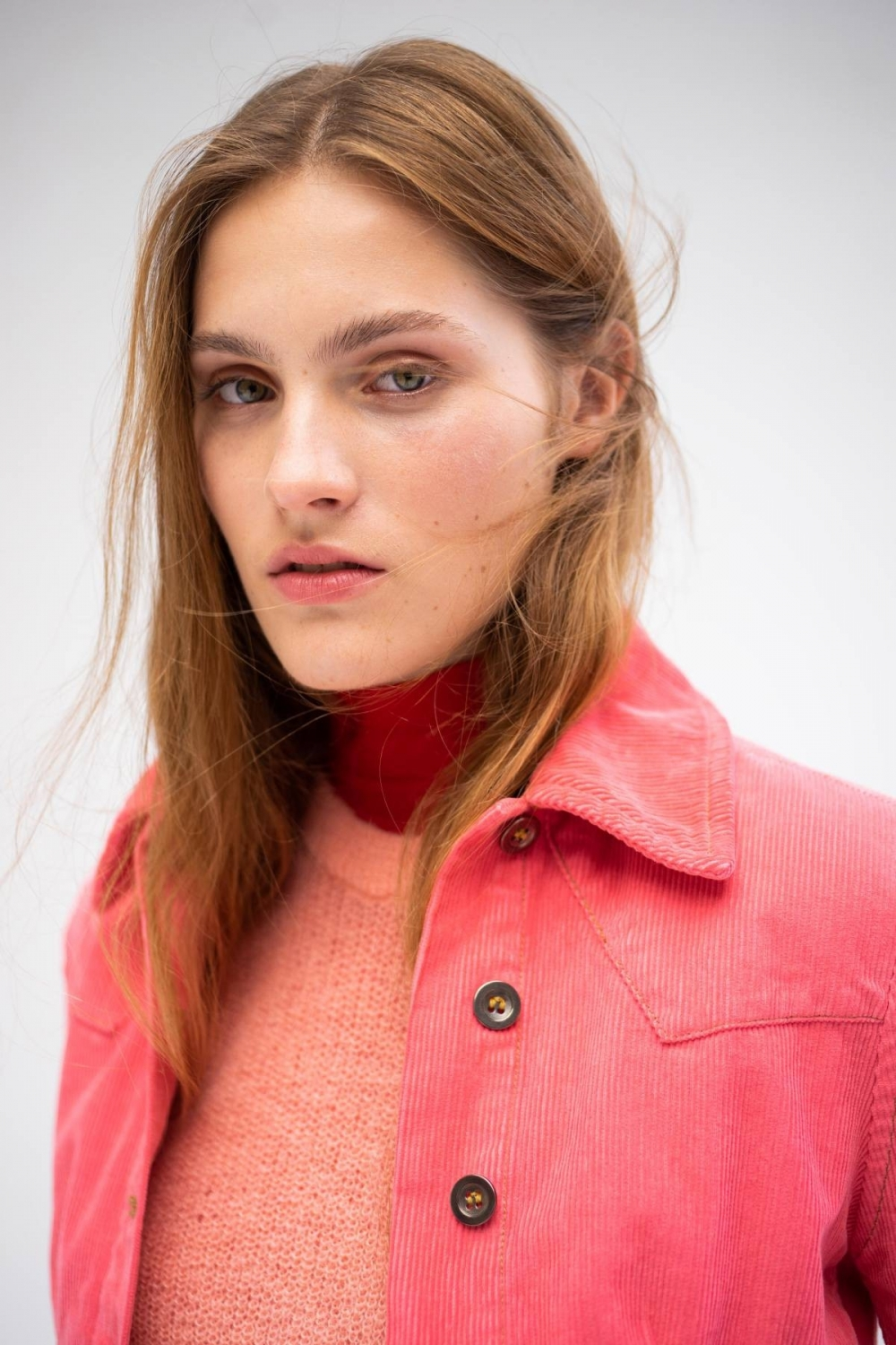 THE HOT PINK CORDUROY JACKET