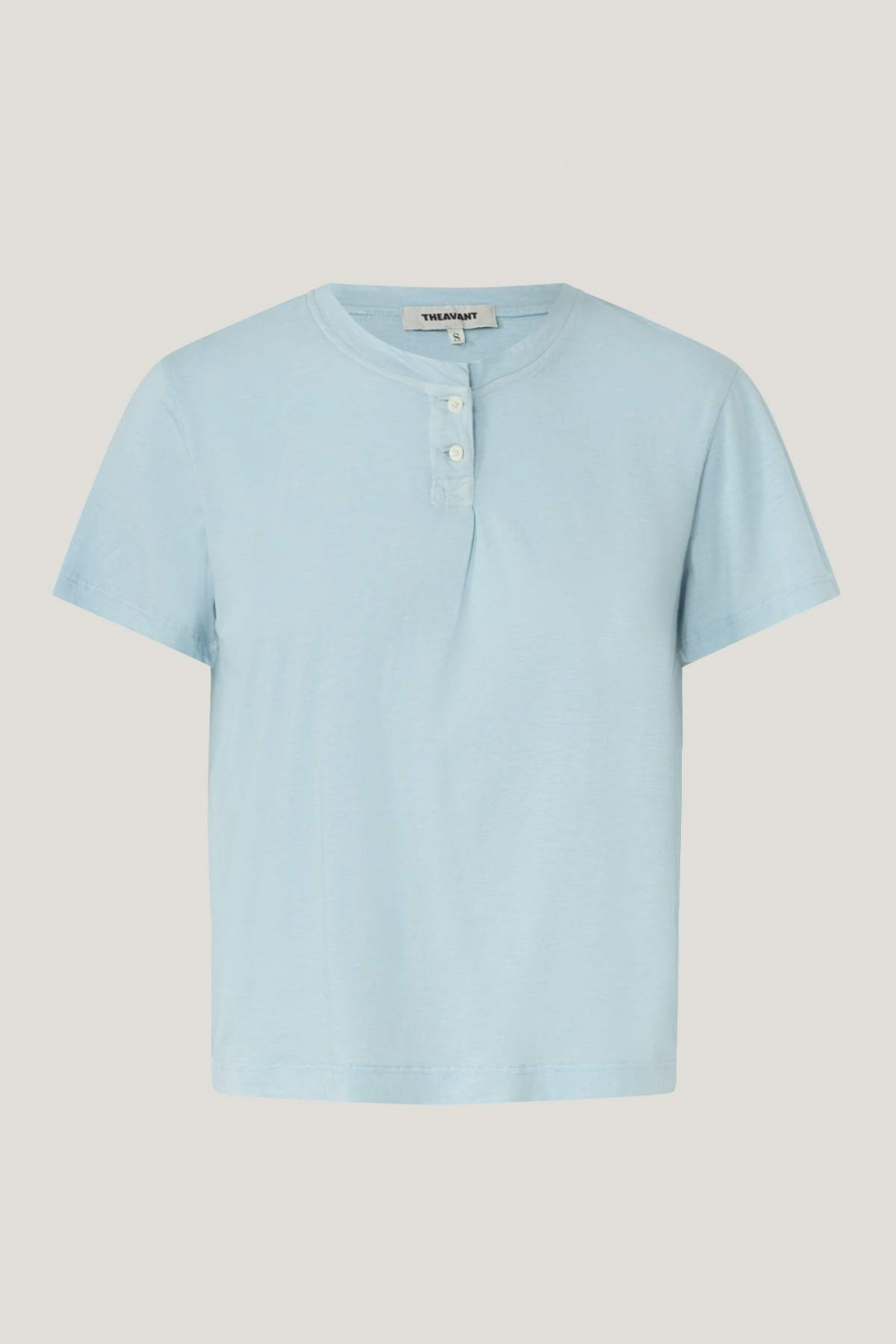 MARISOL BLUE T-SHIRT WITH...