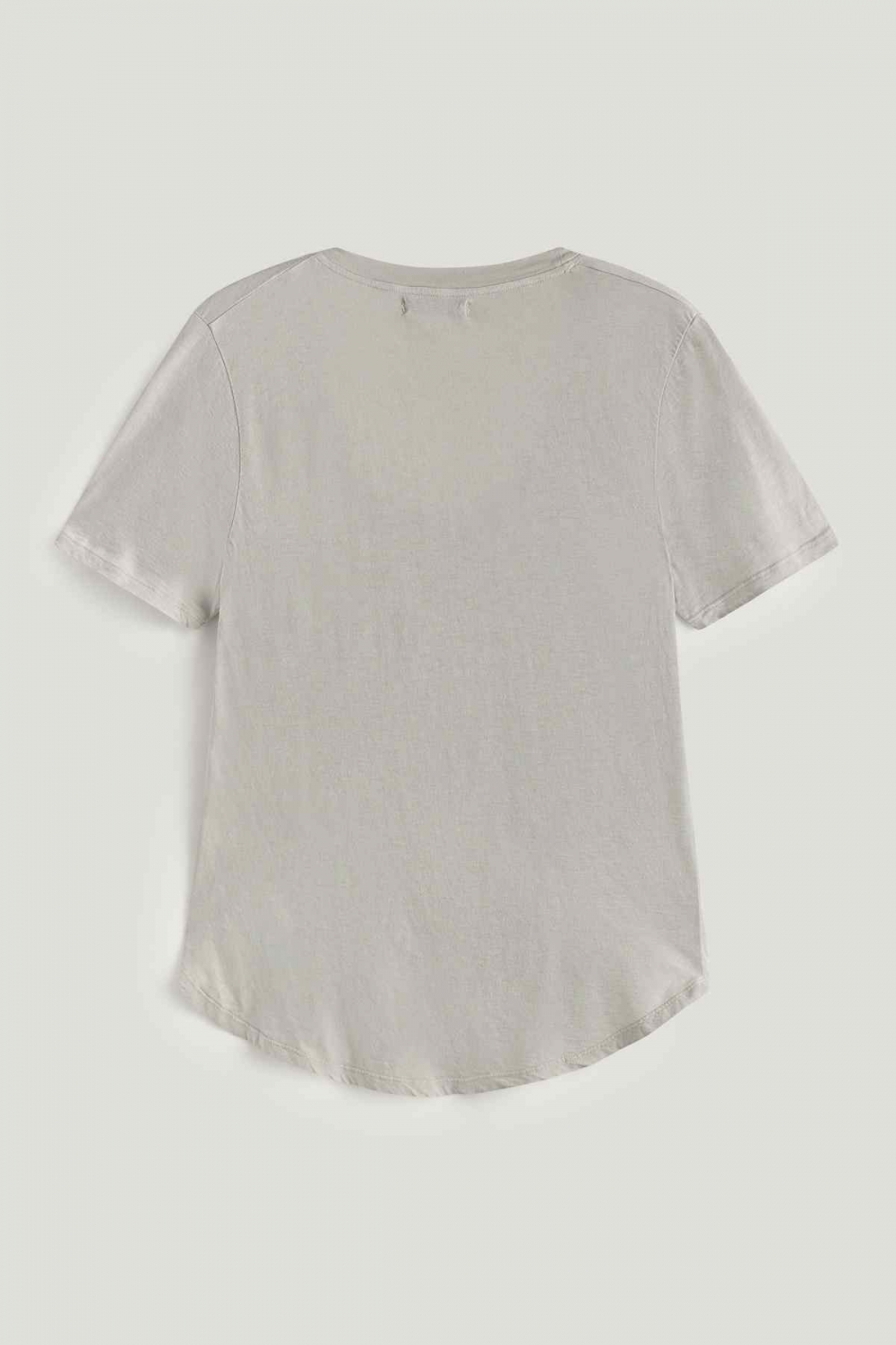 SARAH T-SHIRT IN WASHED ICE...